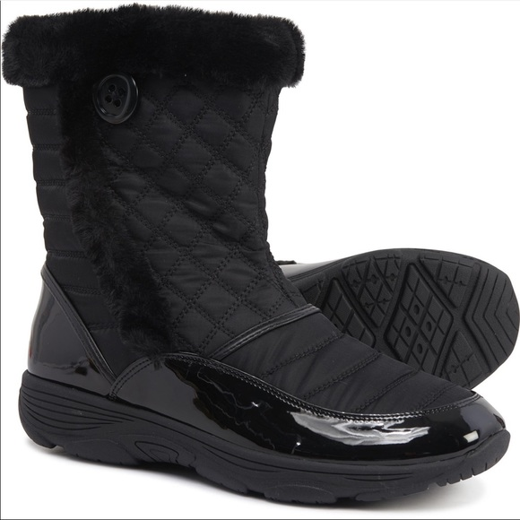 Women's Easy Spirit Vixon2 Mid Winter Boots S7.5